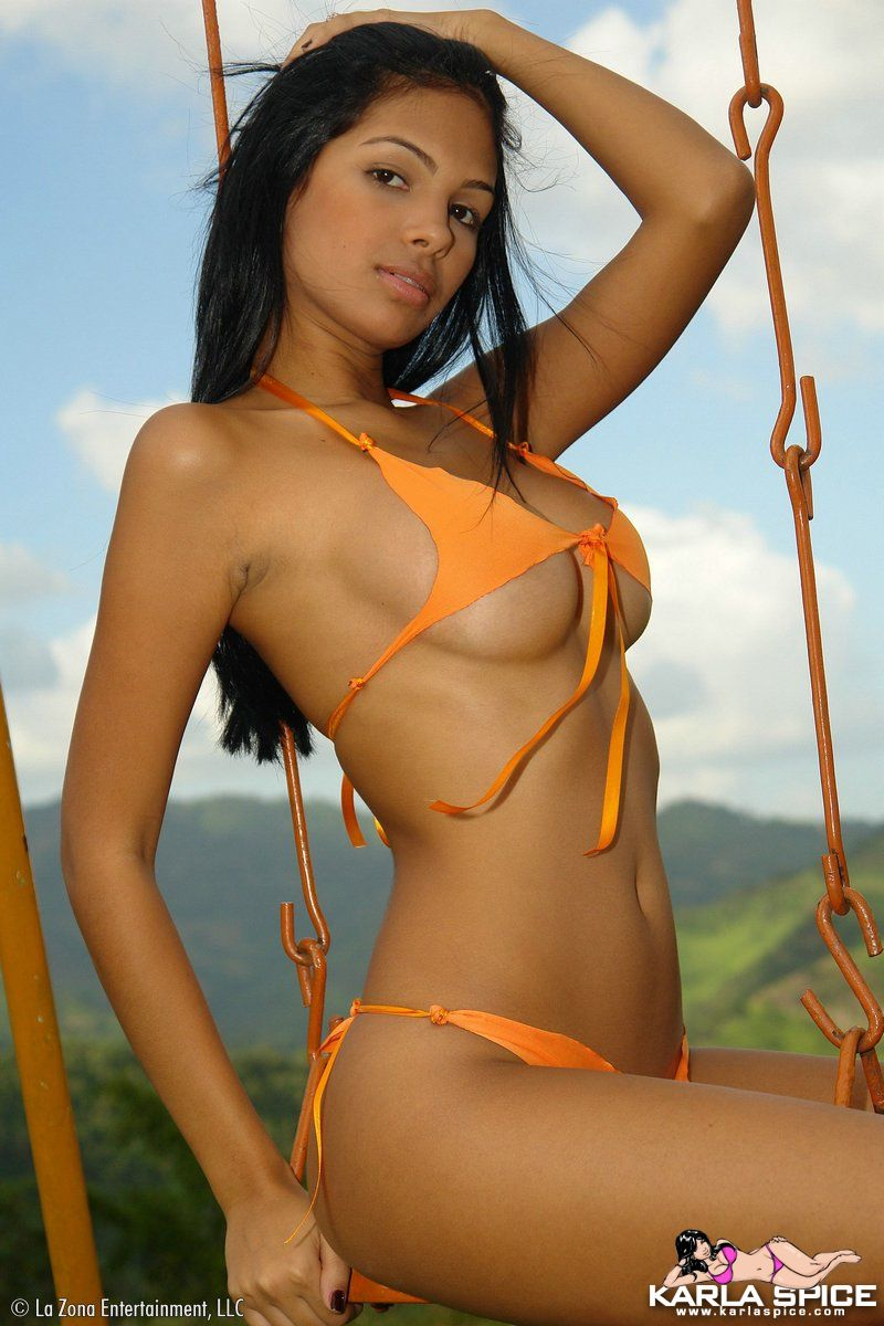 Fotos Biografia Karla Spice Karla Lopez Modelo Desnuda